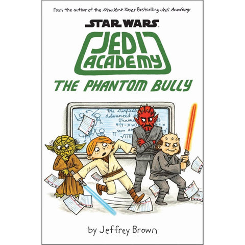 Jeffrey Brown Star Wars Jedi Academy #3 The Phantom Bully Singapore