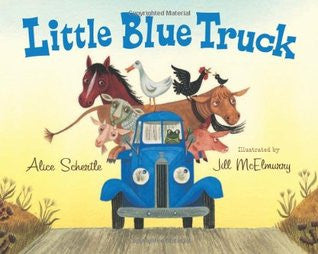 Alice Schertle Little Blue Truck Singapore