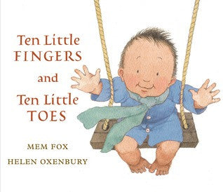 Mem Fox Ten Little Fingers and Ten Little Toes Singapore