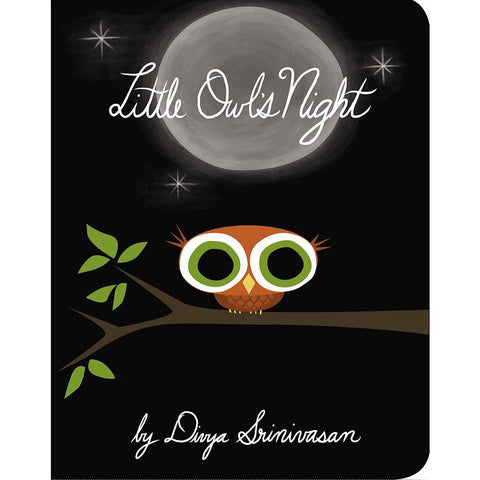 Divya Srinivasan Little Owl's Night Singapore