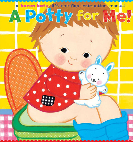 Karen Katz A Potty For Me Singapore