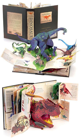 Robert Sabuda Matthew Reinhart Encyclopedia Prehistorica Dinosaurs The Definitive Pop-Up Singapore
