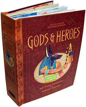 Robert Sabuda Matthew Reinhart Encyclopedia Mythologica Gods and Heroes Pop-Up Singapore