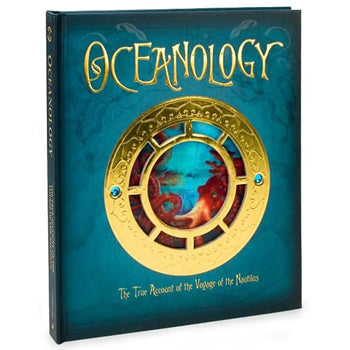 Oceanology: The True Account of the Voyage of the Nautilus by Ferdinand Zoticus De Lesseps (Hardback)