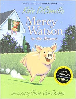 Kate DiCamillo Mercy Watson to the Rescue Mercy Watson #1 Singapore
