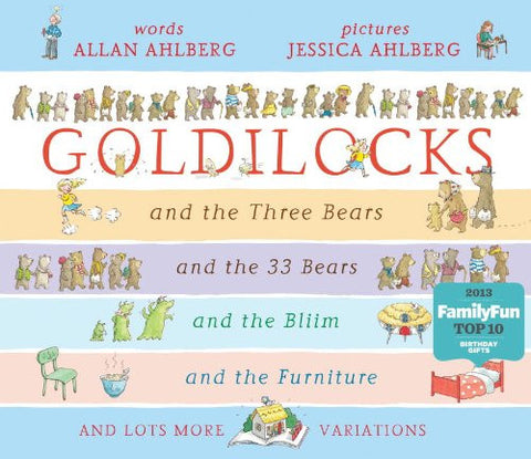 Allan Ahlberg The Goldilocks Variations Singapore