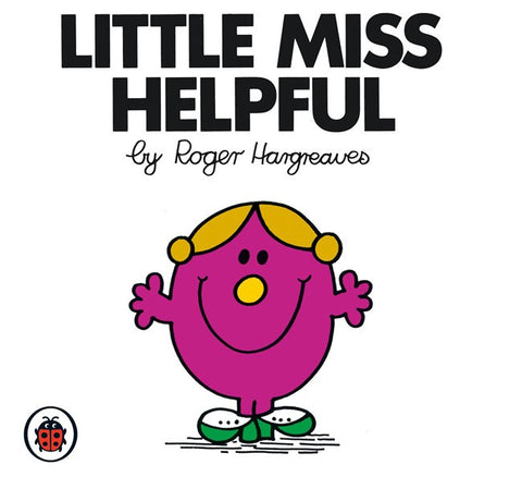 Roger Hargreaves Little Miss Helpful Singapore