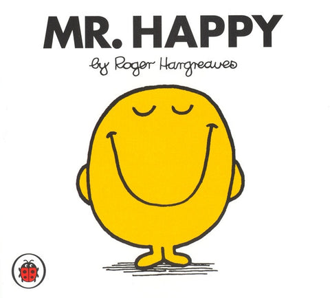 Roger Hargreaves Mr Happy Singapore