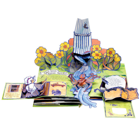 Matthew Reinhart A Pop Up Book of Nursery Rhymes Singapore