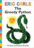 Eric Carle Richard Buckley The Greedy Python Singapore