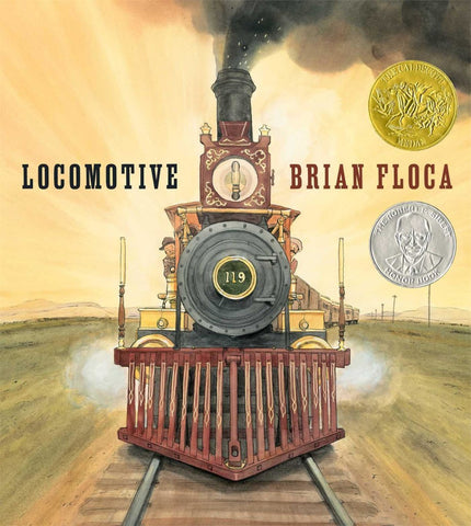 Brian Floca Locomotive Singapore