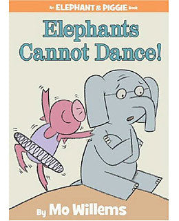 Mo Willems Elephant & Piggie #9 Elephants Cannot Dance Singapore