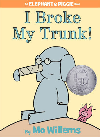Mo Willems Elephant & Piggie #14 I Broke My Trunk Singapore