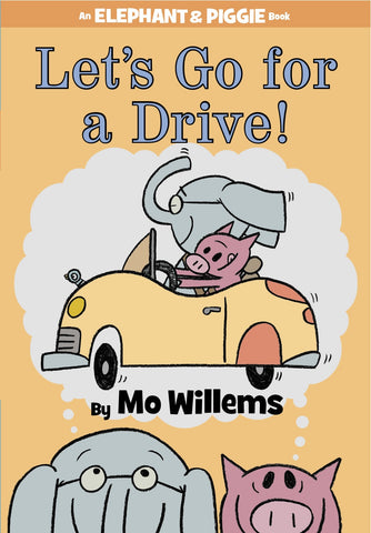 Mo Willems Elephant & Piggie #18 Let's Go for a Drive Singapore