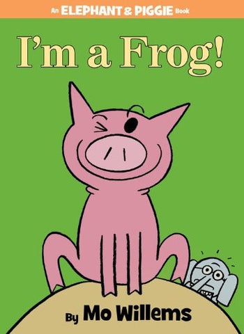 Mo Willems Elephant & Piggie #20 I'm a Frog Singapore