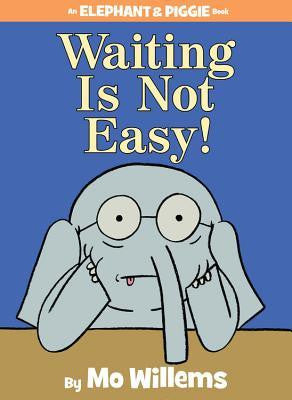 Mo Willems Elephant & Piggie #22 Waiting Is Not Easy Singapore