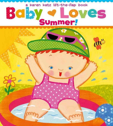 Karen Katz Baby Loves Summer Singapore