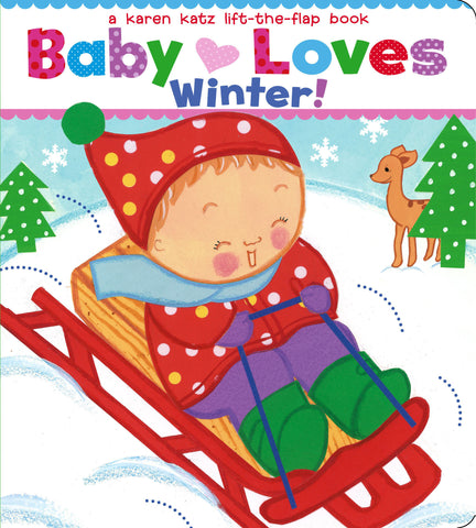 Karen Katz Baby Loves Winter Singapore