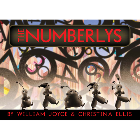 William Joyce The Numberlys Singapore