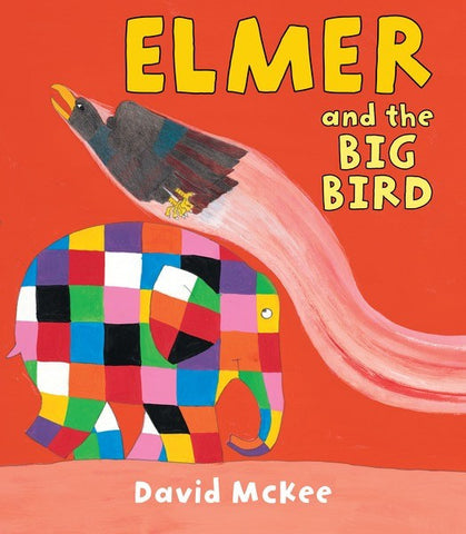 David McKee Elmer and the Big Bird Singapore