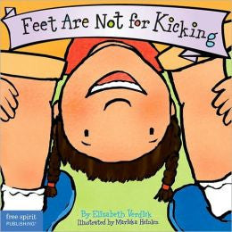 Elizabeth Verdick Best Behaviour Series Feet Are Not For Kicking Singapore