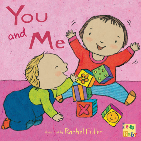 You and Me by Rachel Fuller (Board Book)