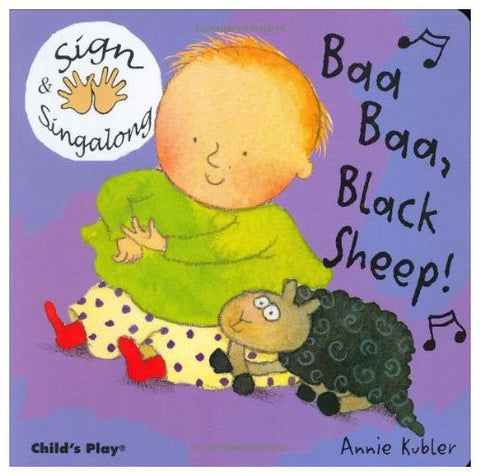 Annie Kubler Baa Baa Black Sheep Sign & Singalong Singapore