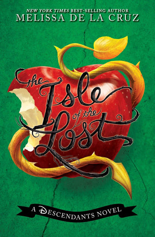 Melissa de la Cruz The Descendants #1 The Isle of the Lost Singapore