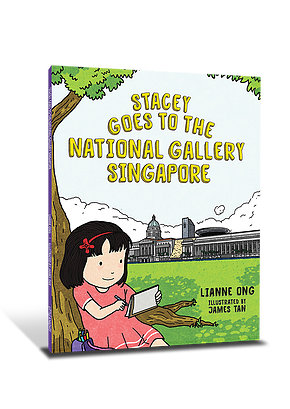 Stacey Goes To The National Gallery Singapore by Lianne Ong (Paperback)