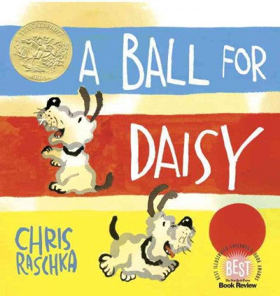 Chris Raschka Ball for Daisy Singapore