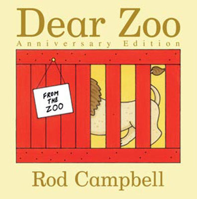 Rod Campbell Dear Zoo Singapore