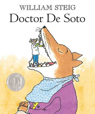 William Steig Doctor De Soto Newbery Singapore