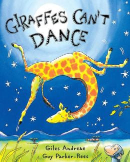 Giles Andreae Giraffes Can't Dance Singapore