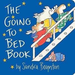 Sandra Boynton The Going To Bed Book Singapore