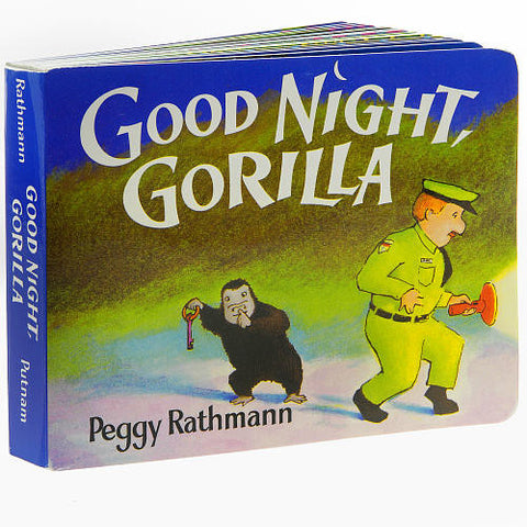Peggy Rathmann Good Night Gorilla
