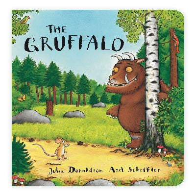 Julia Donaldson The Gruffalo Singapore