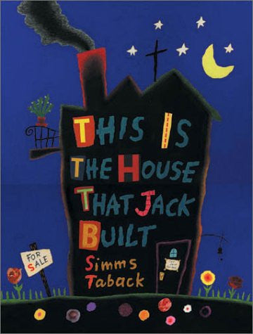 This Is the House That Jack Built by Simms Taback (Paperback)