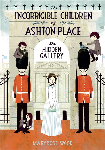 Maryrose Wood The Incorrigible Children of Ashton Place Book 2 The Hidden Gallery Singapore