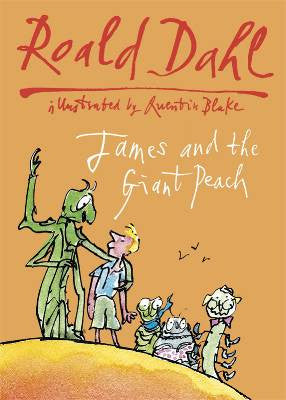 Roald Dahl James and the Giant Peach Singapore