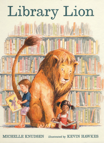 Michelle Knudsen Library Lion Singapore