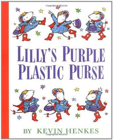 Kevin Henkes Lilly's Purple Plastic Purse Singapore