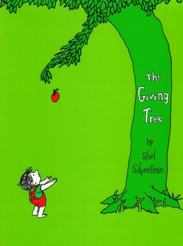 Shel Silverstein The Giving Tree Singapore