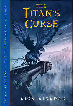 Rick Riordan Percy Jackson and the Olympians Book 3 The Titan's Curse Singapore