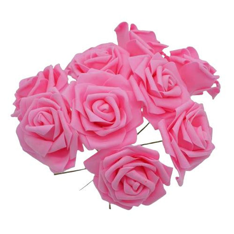 Bouquet de Table Mariage Rose
