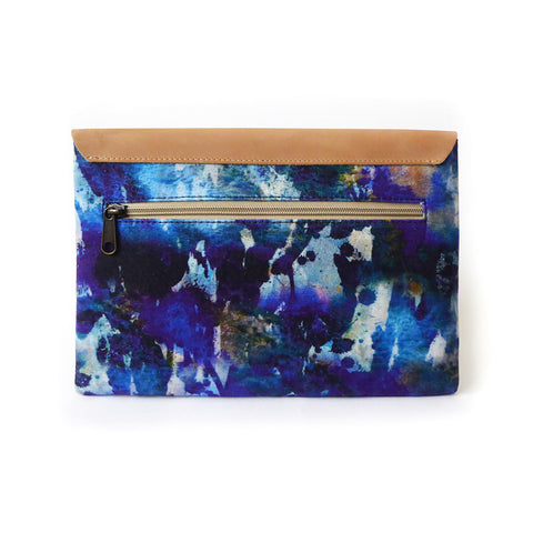 Alvida Large Clutch Bag