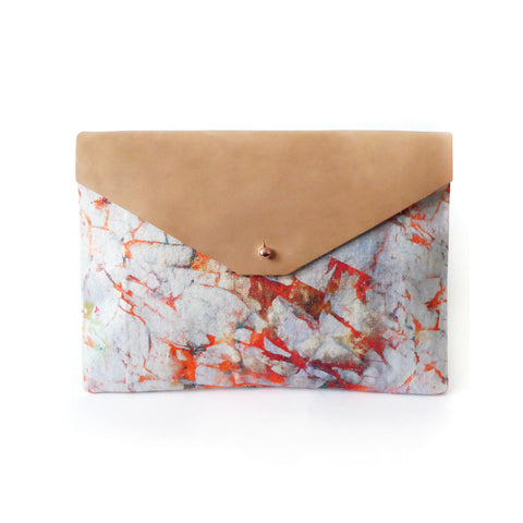 Clara Large Clutch Bag