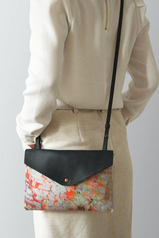 Clara Large Clutch Bag with Removable Strap