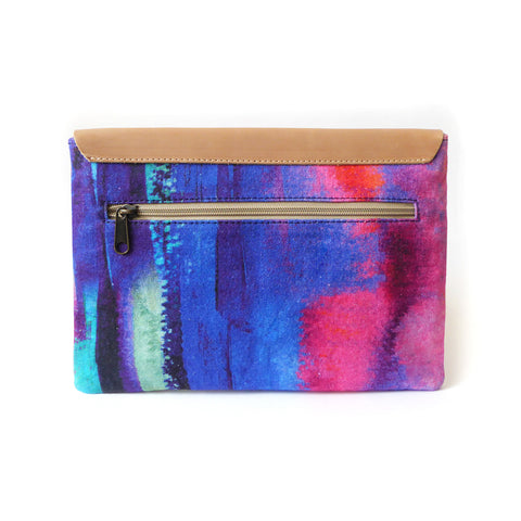 Freyja Large Clutch Bag