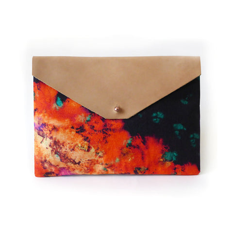 Ingi Large Clutch Bag