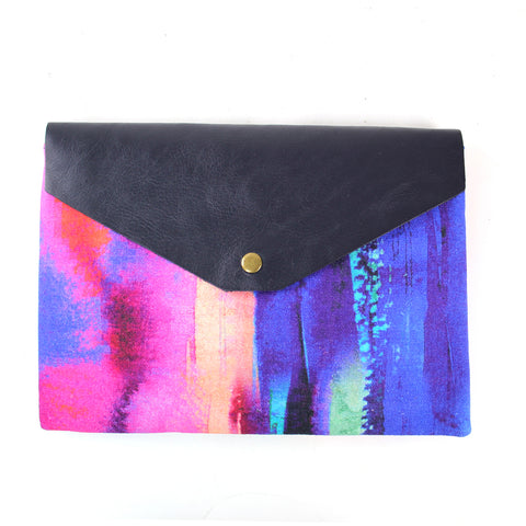 Freyja Large Clutch Bag with Removable Strap